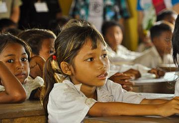 Yui ma-ru School Project in Cambodia