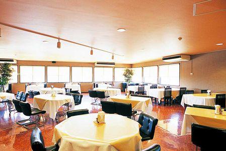 ホテルサンセットヒル レストラン「シーハーモニー」