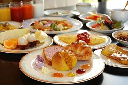 ホテル日航アリビラ朝食イメージ