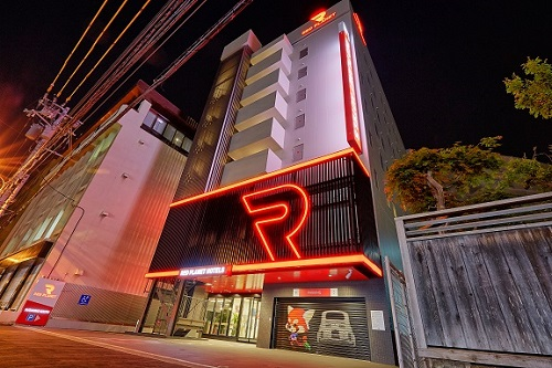 レッドプラネット札幌ススキノ南