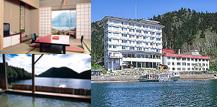 ホテル然別湖畔温泉ホテル風水
