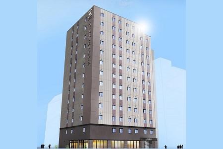 10月末まで緊急値下げ!★スマイルホテルプレミアム札幌すすきの♪のイメージ