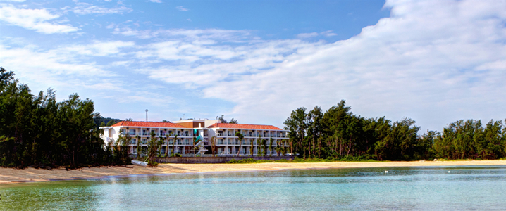 ベストウェスタン沖縄恩納ビーチの外観イメージ
