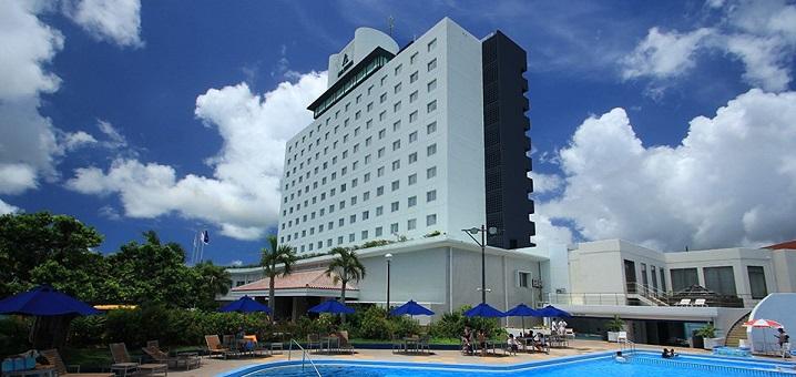 アートホテル石垣島※旧)ホテル日航八重山の外観イメージ