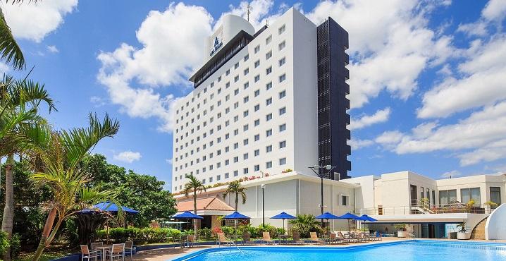 アートホテル石垣島の外観イメージ