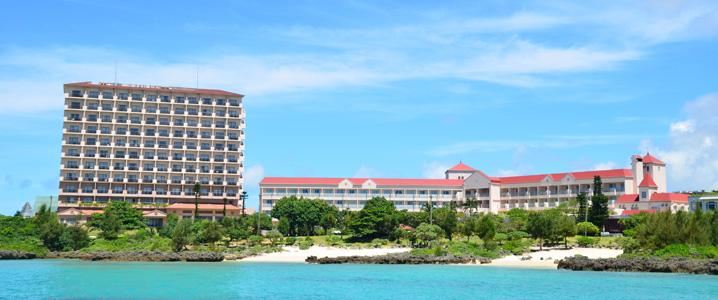 南西楽園 ホテルブリーズベイマリーナの外観イメージ