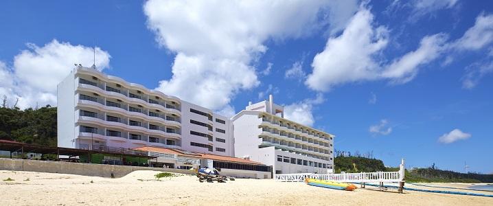 リゾートホテル ベル パライソの外観イメージ