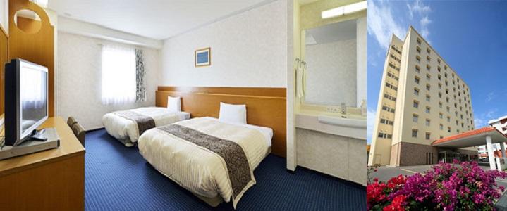 ベッセルホテル石垣島の外観イメージ