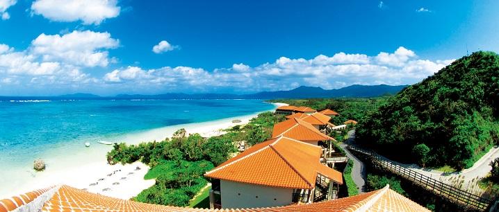 クラブメッド石垣島の外観イメージ