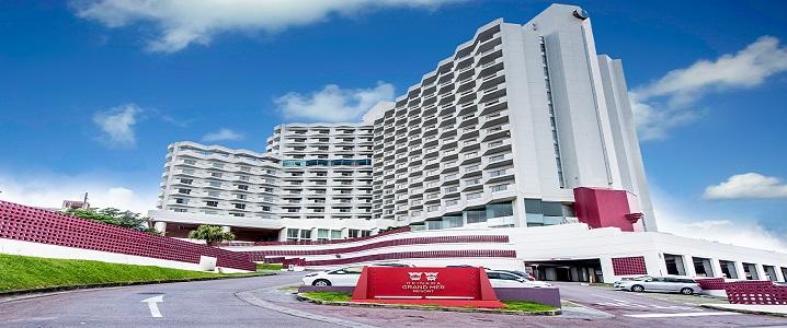 オキナワグランメールリゾートの外観イメージ