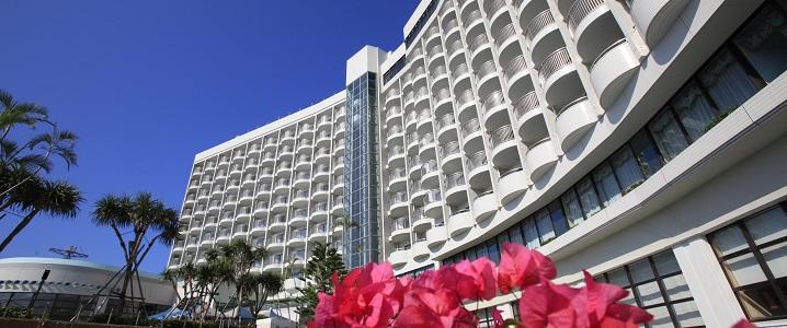ロワジールホテル那覇の外観イメージ