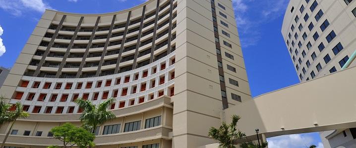ロワジールホテル那覇イーストの外観イメージ