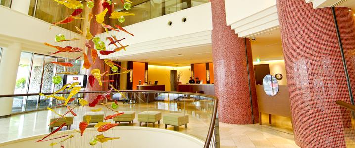 沖縄ナハナ ホテル&スパの外観イメージ