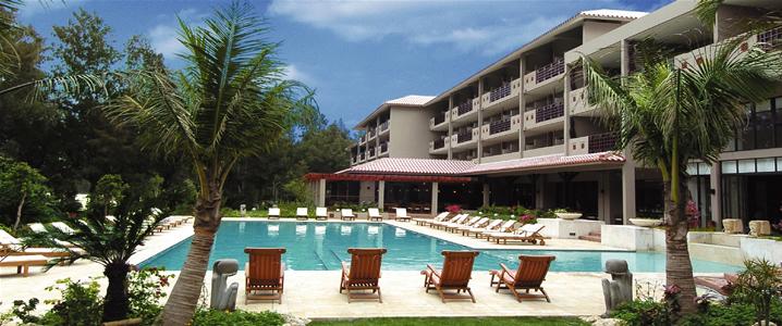 ホテルニラカナイ西表島の外観イメージ