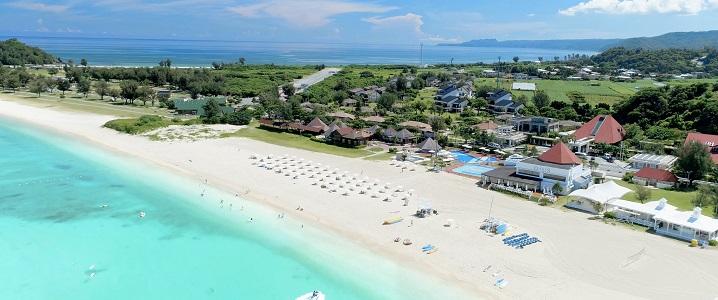 オクマ プライベートビーチ&リゾートの外観イメージ