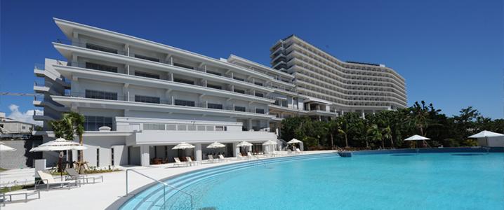 ホテル オリオン モトブ リゾート&スパの外観イメージ