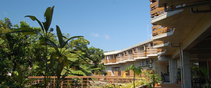 西表島ジャングルホテル パイヌマヤの外観イメージ