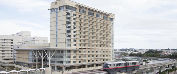 リーガロイヤルグラン沖縄の外観イメージ