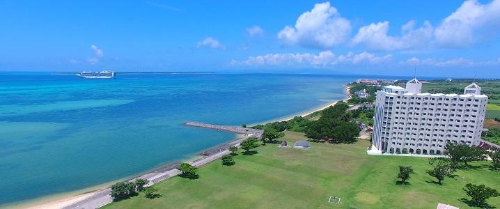 ホテルロイヤルマリンパレス石垣島の外観イメージ