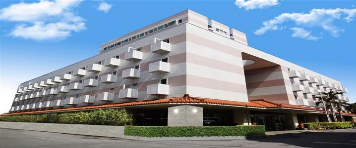 スマイルホテル那覇シティリゾートの外観イメージ