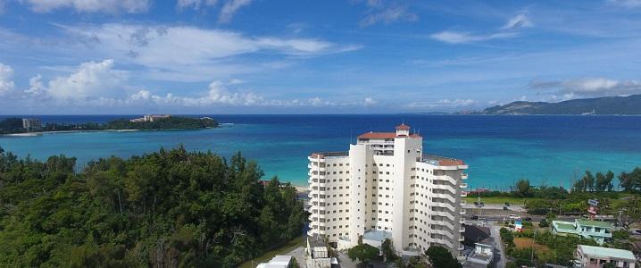 沖縄サンコーストホテルの外観イメージ