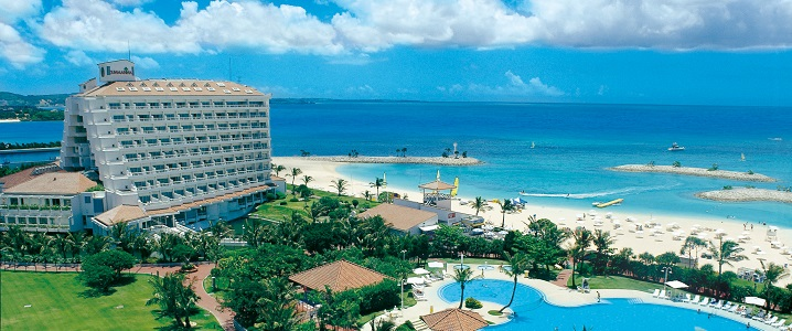 シェラトン沖縄サンマリーナリゾートの外観イメージ