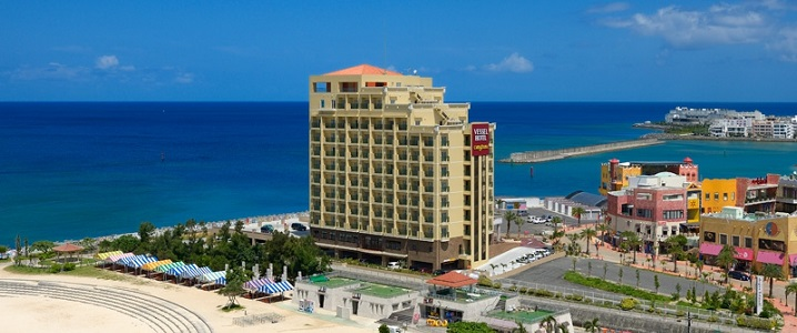 ベッセルホテルカンパーナ沖縄の外観イメージ