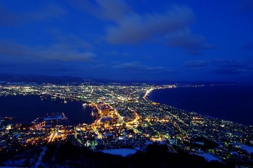 《冬旅》函館&湯の川周遊