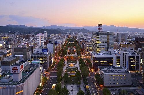 《冬旅》北の2都★札幌・小樽周遊