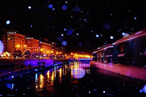 【デラックス】<br>《冬旅》北の2都★札幌・小樽周遊