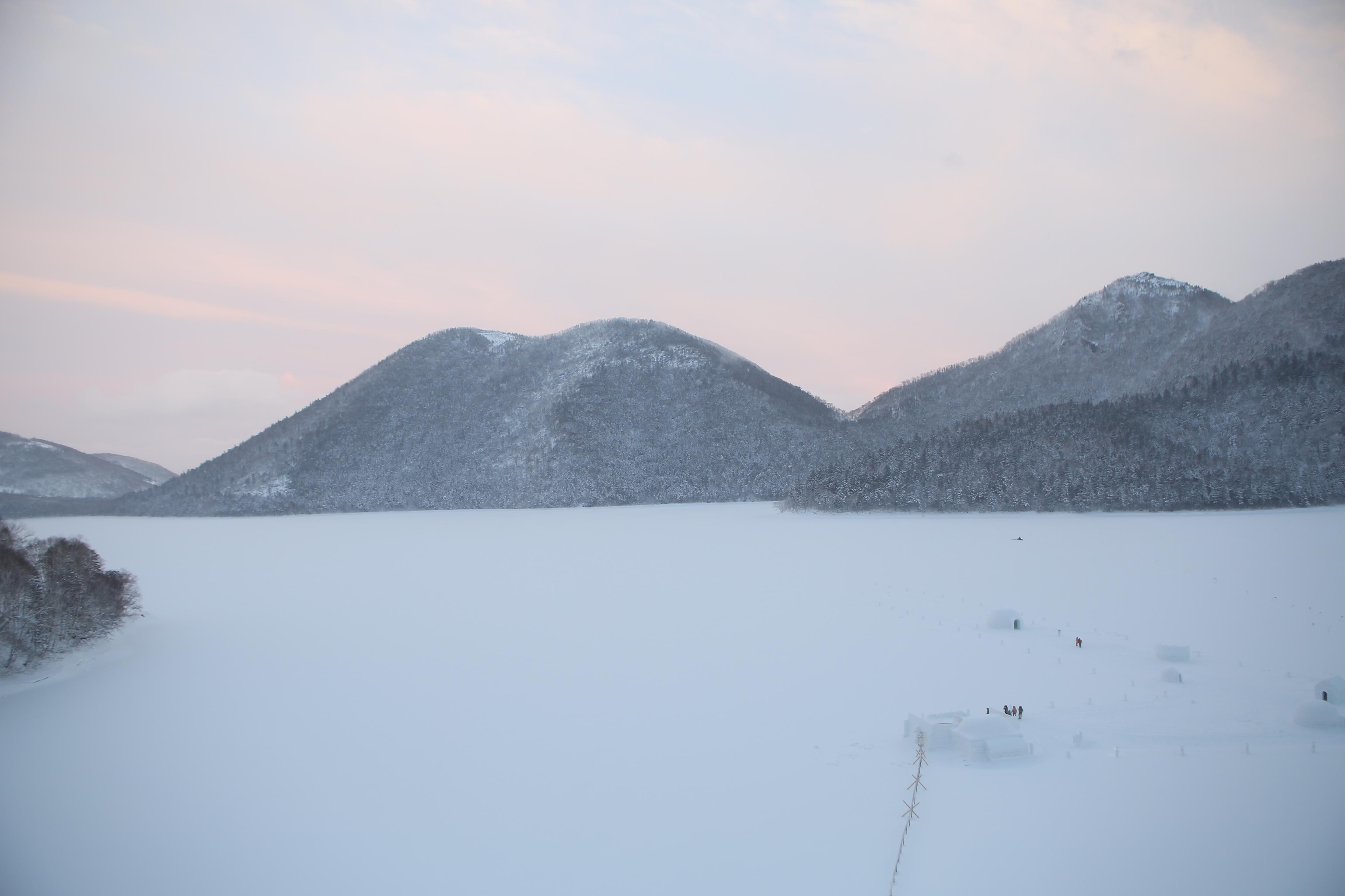 《冬旅》<br>アレンジ自在♪十勝川・然別湖畔セレクト