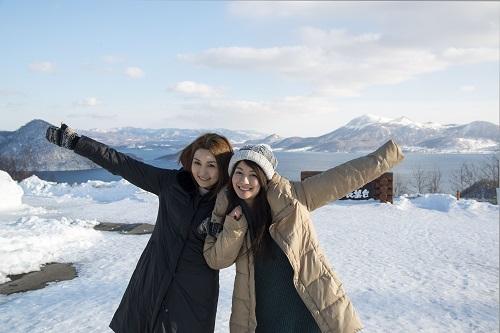 《冬旅》まるごと北海道周遊