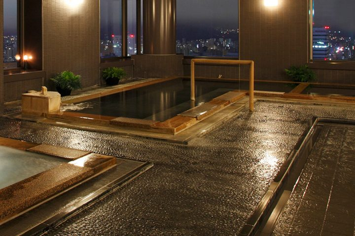 JRタワーホテル日航札幌/大浴場