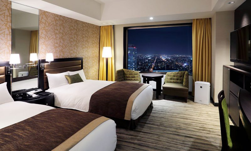 JRタワーホテル日航札幌/ツイン
