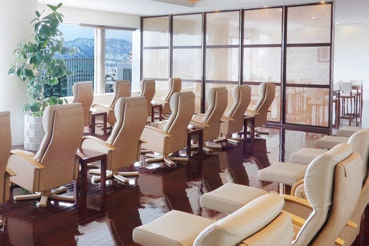 JRタワーホテル日航札幌/リラクゼーション