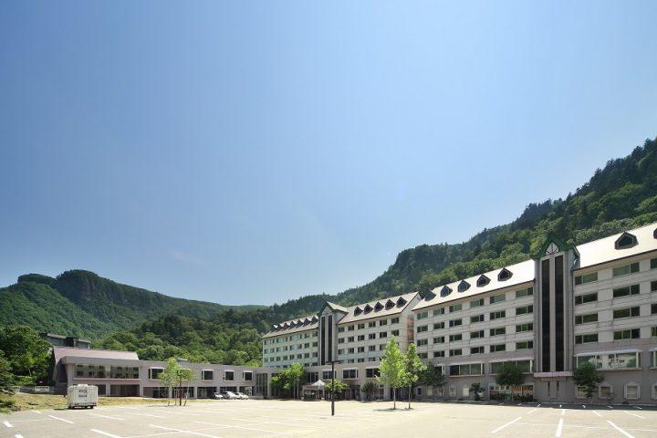 朝陽リゾートホテル_外観