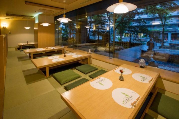 アートホテル旭川_和食処 嵐山