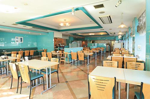 スマイルホテル旭川_レストラン『ティファニー』
