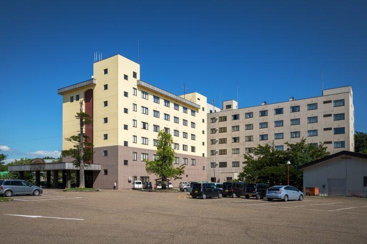 笹井ホテル_外観