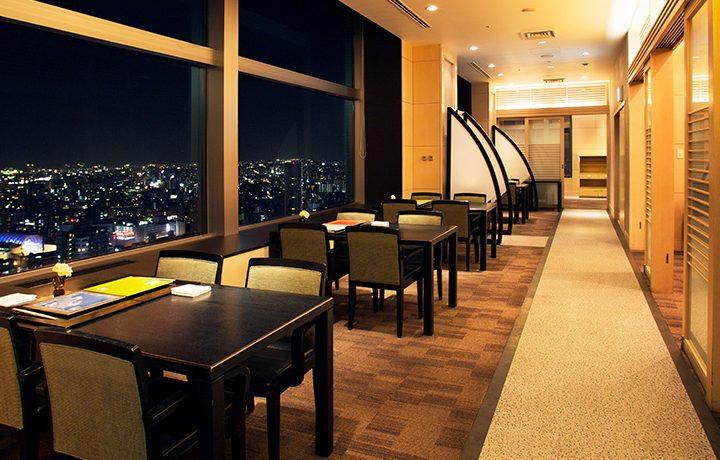 JRタワーホテル日航札幌/スカイレストラン「丹頂」