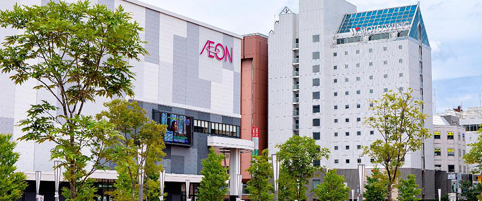ホテルウィングインターナショナル旭川駅前