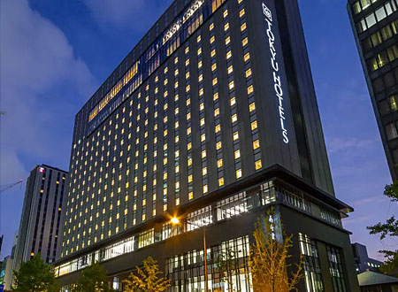 大阪エクセルホテル東急