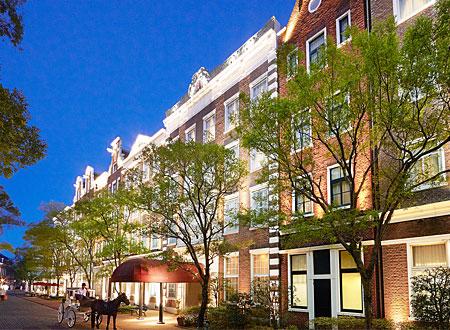 ホテルアムステルダム