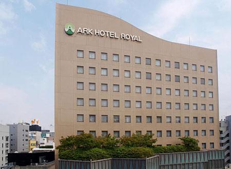 アークホテルロイヤル福岡天神
