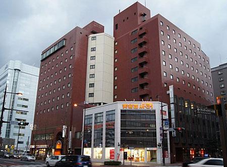 ホテルテトラ北九州