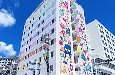 ホテル沖縄 with サンリオキャラクター