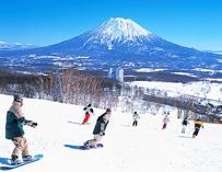 北海道スキー&スノボ