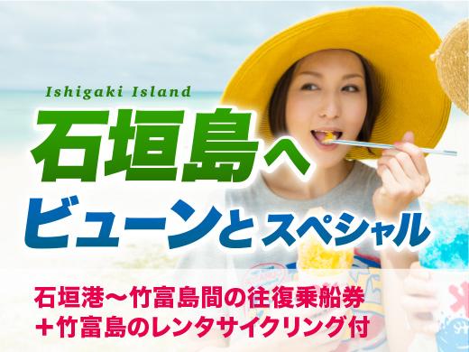 石垣島へビューンとスペシャル