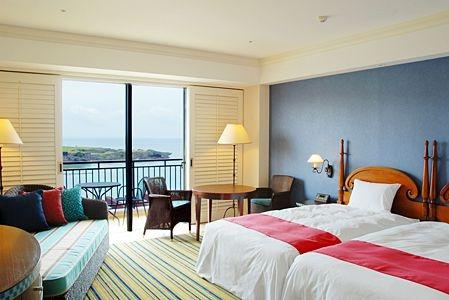 ホテル日航アリビラ客室例