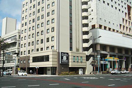 スマイルホテル沖縄那覇 外観
